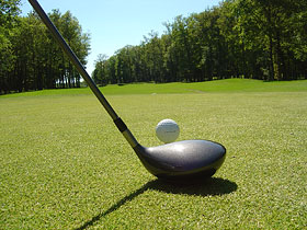 Tolle Golf-Green´s